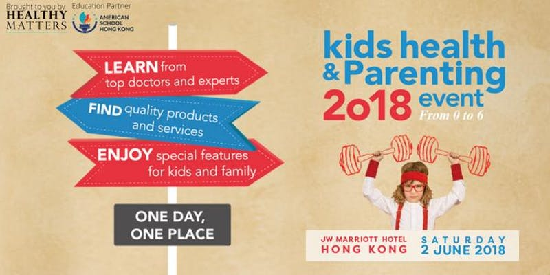 KIDS HEALTH & PARENTING EVENT 2018