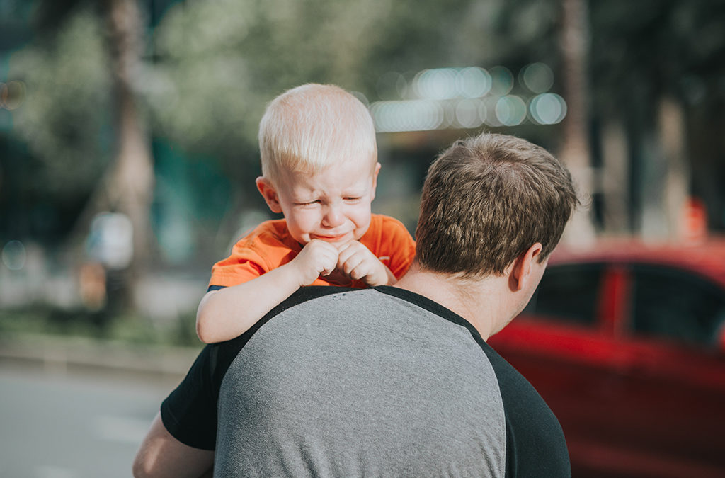Helping Your Child Handle Bullying