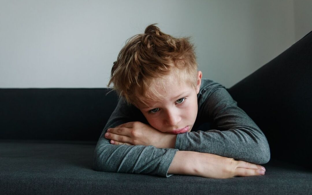 Is your child struggling with anxiety?