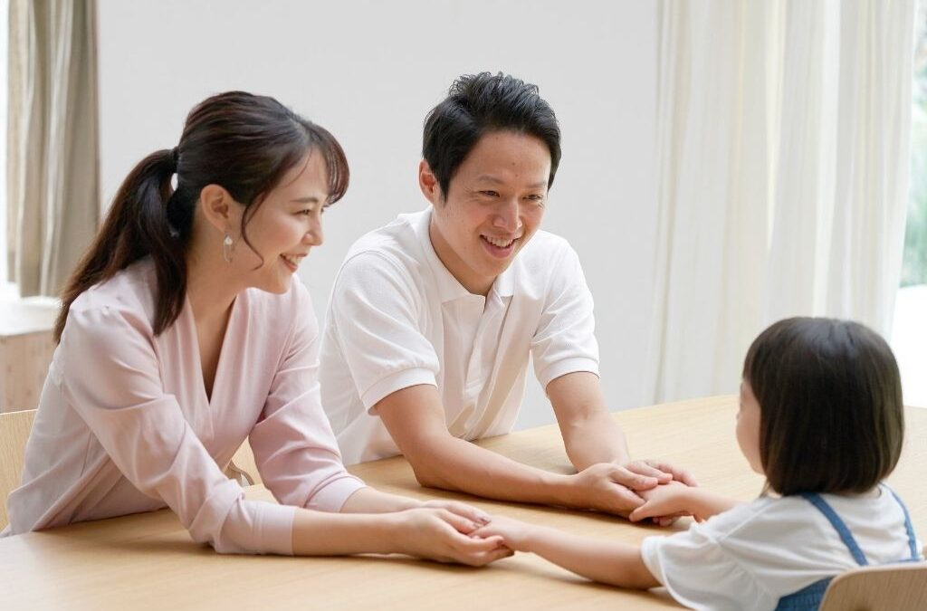 4 Ways to Build Stronger Communication with your Children